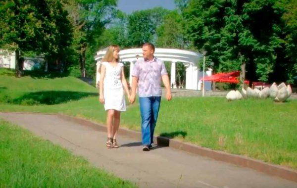 Видеосъемка Love Story в Житомире