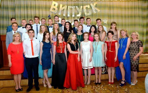 Видеосъемка выпускных в Житомире