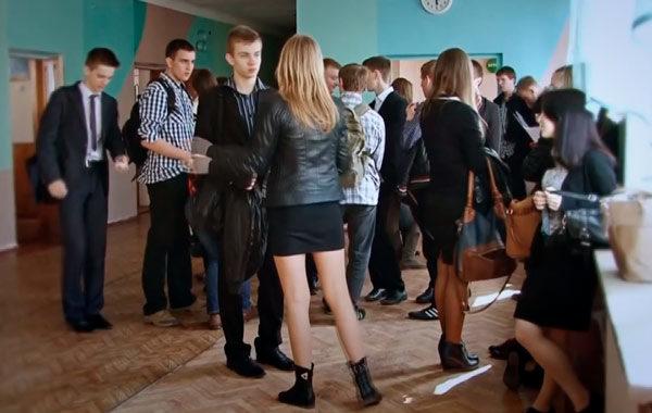 Відеозйомка випускного у Житомирі