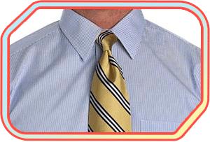 """""""Как завязывать галстук «Малый узел»"""