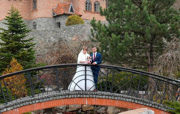 Свадебная видеосъемка в Сквире