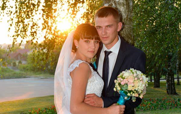 Весілля у Житомирі