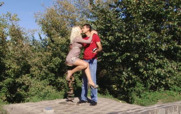 Видеосъемка Love Story в Киеве
