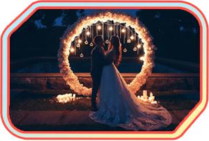 Основні події в день весілля